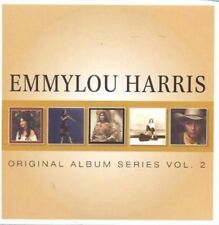 Emmylou Harris - Original Album Series Vol.2 5 CD Set 2013 Warner