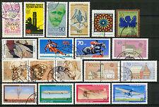 Bundespost jaargang 1978 gebruikt (3) zonder blokken
