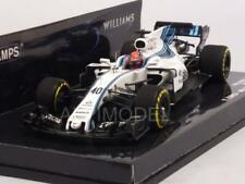 Williams FW40 Test Abu Dhabi 2017 Robert Kubica 1:43 MINICHAMPS 417172040