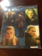 Lord Of The Rings Collectable Magnet Set