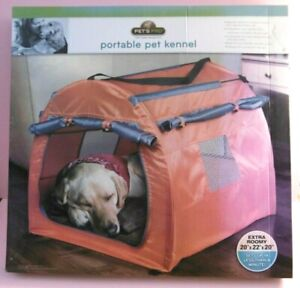 NEW Pet's Pad Soft Dog Crate Collapsible Kennel for Travel Portable-Not Carrier