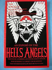 THE ANGELS DO NOT FORGET–RARE – OUTLAW BIKER AN EXPOSE ON THE HELLS ANGELS 1%ers