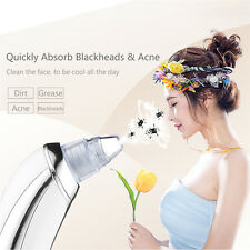 Electric Vacuum Cleanser Facial Skin Care Pore Cleaner Acne Blackhead Removal