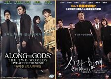 Along with the Gods (Movie 1 & 2) ~ 2-DVD SET ~ English Subtitle ~ Korean Film