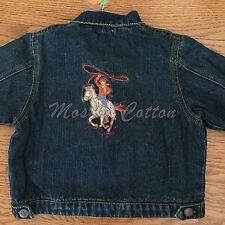 07603af102a7 Cowboy Jackets (Newborn - 5T) for Boys