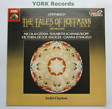 SXLP 30538 - OFFENBACH - The Tales Of Hoffmann highlights GEDDA - Ex LP Record
