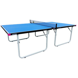 Butterfly Indoor Compact 19 Table Tennis Table (Ready Assembed)- Ping Pong Table