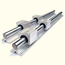 Ensemble linéaire SBR25-2500mm guidage à billes arbre précision + rail aluminium