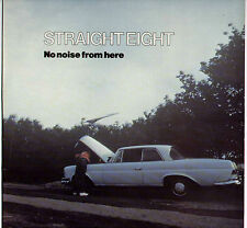[PETE TOWNSHEND] STRAIGHT EIGHT~NO NOISE FROM HERE~1979 UK 12-TRACK LP RECORD