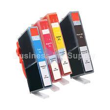 4** PACK 564 564XL New Ink Cartridge for HP PhotoSmart 7525 B210 C310 C410 C6340