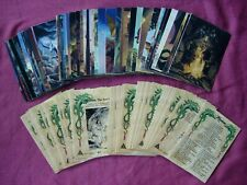 Rowena: SF Fantasy Art X90 cards complete base set FPG 1993 VFN