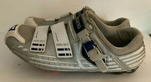 SHIMANO Ro85 CYCLINNG SHOES SIZE 47 EU OR 12 US USED NO RESERVE LOOK $5.00 START