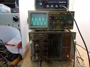 Ortec 450 research amplifier NIM module integrator differentiator [2*A-21]