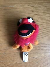 The Muppets Animal Small Finger Pupper Soft Toy