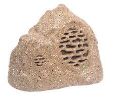 Eagle Outdoor Garden Patio Party Waterproof Speaker Sandstone Rock 50W 8 Ohm