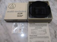 AUDIO TECHNICA AT15E CARTRIDGE AND GENUINE AUDIO TECHNICA ATN15E STYLUS IN CASE