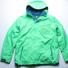 Quiksilver Mission 3 in 1 Snowboard Jacket (Xxl) Green