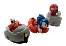 Vintage 1994 Sonic 3 The Hedgehog・McDonald Happy Meal promo・Sonic Dr Ivo Knuckle