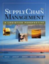 Supply Chain Management: A Logistics Perspective (with Student CD-ROM)