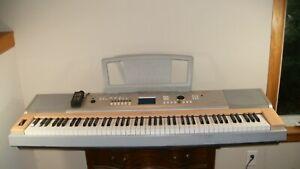yamaha dgx 620 piano keyboard synthesizer