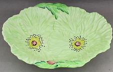 Vintage Carlton Ware Carltonware Green Buttercup Deep Bowl Dish English China