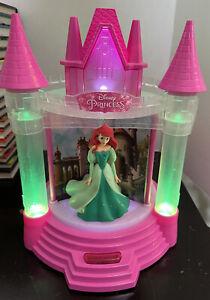 "Disney 3  Princess Palace Rotating Light& Sounds Musical ""STAGE"" 2018 Peachtree"