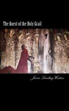 The Quest of the Holy Grail by Jessie Weston (2015, Paperback)