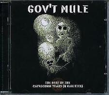Gov't Mule - The Best Of The Capricorn Years (& Rarities)  2CDs   NEU