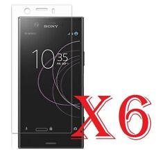 6 PZ PELLICOLA PROTEZIONE Sony Xperia XZ1 Compact PELLICOLE PROTEGGI SCHERMO LCD
