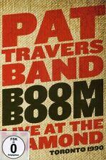 "PAT TRAVERS ""BOOM BOOM"" DVD NEU"
