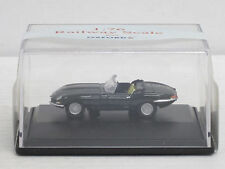 Jaguar E-Type Cabrio in dunkelgrün, Oxford, OVP, 1:76, Railway Scale