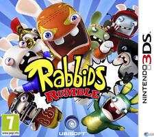 RABBIDS RUMBLE PER NINTENDO 3DS PRODOTTO UFFICIALE ITALIANO