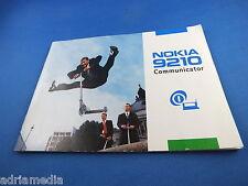 Original Nokia 9210 Communicator Bedienungsanleitung Buch Deutsch Anleitung TOP