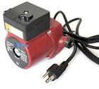 3/4'' Circulator Pump 115V Hot Water Circulation Pump For Solar Heater System US