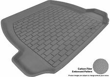3D MAXpider for 2007-2016 Volvo S80 Kagu Cargo Liner - Gray - aceM1VV0021301