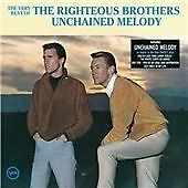 THE RIGHTEOUS BROTHERS - Unchained Melody - Very Best Of - Greatest Hits CD NEW