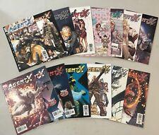 AGENT X #1-15 Complete Set Lot NM/NM+ 2002 Deadpool Marvel #comics
