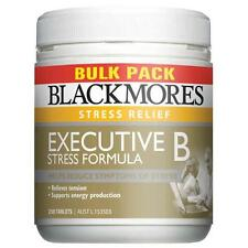 Blackmores Executive B Stress Formula Bulk Pack 250 Tablets