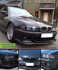 97-02 BMW E39 M5 Only 4Dr Carbon Fiber Front Bumper Lip - CF