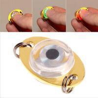 Led Mini Flash Fisch Locken Licht Lampe Tiefer Tropfen Augen Form Eye FishiPD WQ