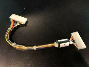 Logic Board Power Cable Macintosh 128K 512K Mac Plus Motherboard Apple Cord A++