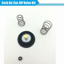 1Set Carburetor Air Cut-Off Valve Kit Diaphragm Springs for Honda 16048-413-004