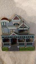 Zabriskie House 1889 Omaha Nb 1997 Retired Shelia's House Collectibles