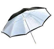 "Kood 33""/84cm Black / White Reflective Studio Flash Umbrella"