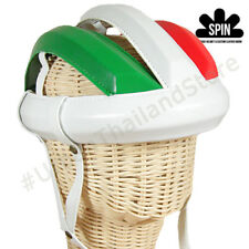 Vintage Cycling Bicycle Helmet Adult L'eroica Italy Retro Classic Handcraft Hat