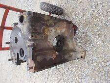 Ford 861 gas tractor original Good 4 cylinder engine motor block