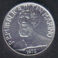 SAN MARINO - 1972 -     5 lire - KM  16 - UNC from divisionale