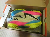 Womens New Nike Air Zoom Terra Kiger 5 Running Shoes Size 9.5 Brown-Black-Pink