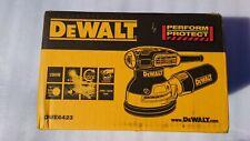DeWalt DWE6423 125mm Electric Brushed Random Orbit Sander 110V Plug£0.99 start