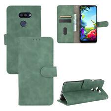 Teléfono Estuche Magnético Cuero Abatible Billetera Cubierta para LG K71 Stylo 6 V60 ThinQ 5G